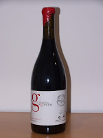 Punto G Garnacha de Gredos 2013, Vino de Mesa