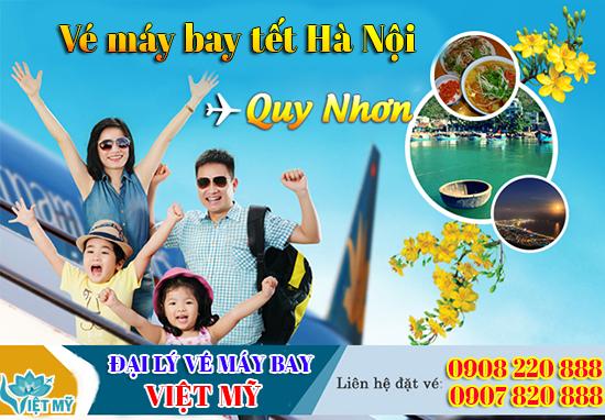 Vé máy bay tết Hà Nội Quy Nhơn