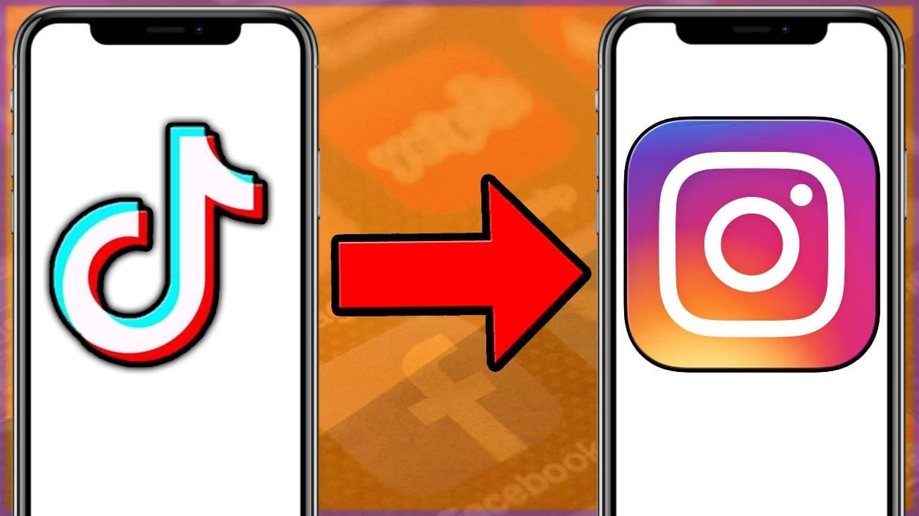 Como subir un video de TikTok a Instagram fácil y rápido