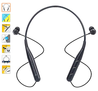 Zebronics Zeb Symphony - Bluetooth earphone with integrated voice assistant