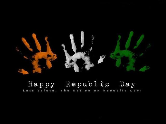 Happy Republic Day 2018 Wallpaper