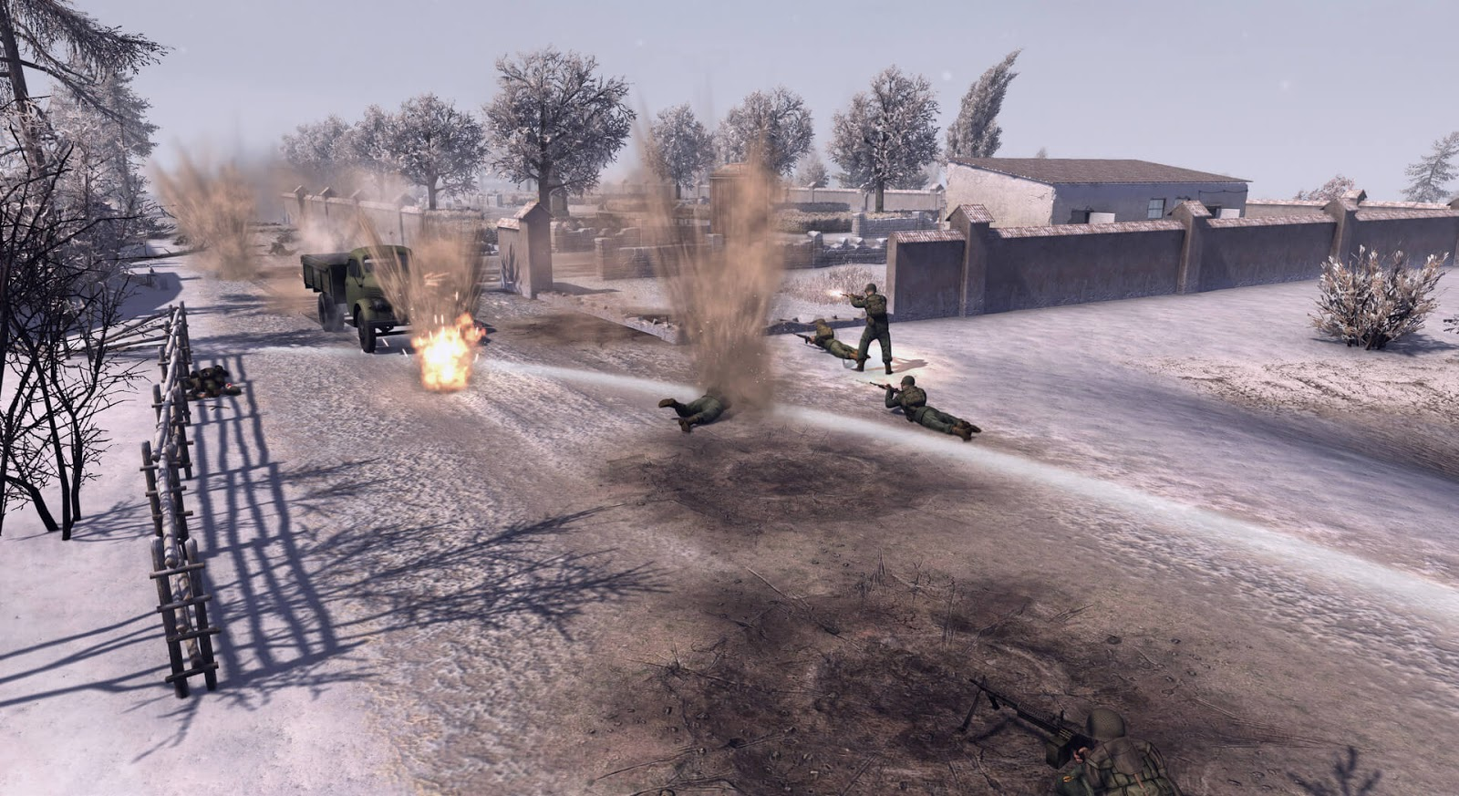 Men Of War Assault Squad 2 Cold War Full Español