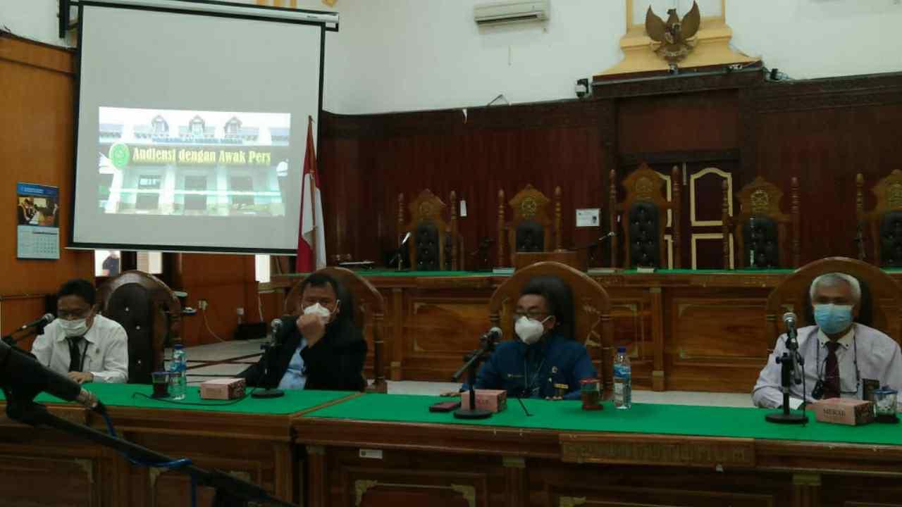 Ketua PN Medan: Terus Berbenah Dalam Berikan Pelayanan