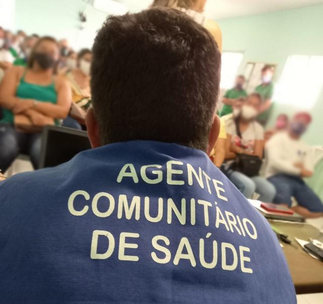 Agentes Comunitários de Saúde ainda não foram vacinados contra Covid-19, em Santa Cruz do Capibaribe