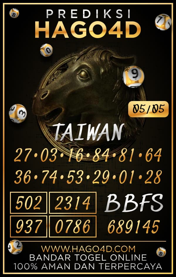 Hago4D - Rumus Togel Taiwan