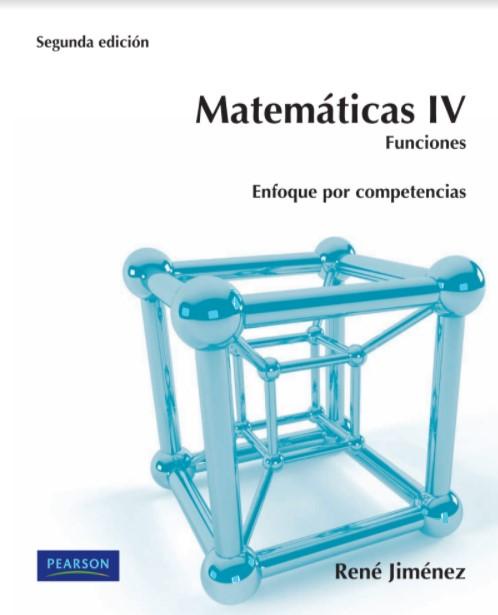 Matemáticas 4 Funciones 2 Edición René Jiménez en pdf