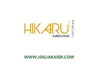 Loker Jogja April 2021 di Hikaru Bakehouse