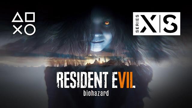resident evil 7 biohazard next-gen console ps5 playstation 5 xsx xbox series x 2021 capcom survival horror