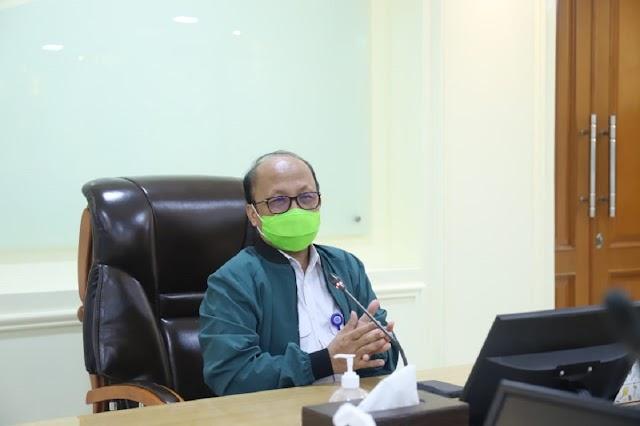 Dokter Perusahaan Dilatih Hiperkes dan Keselamatan Kerja