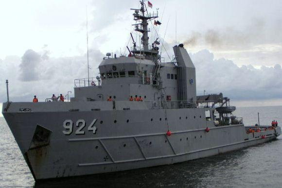 KRI Leuser-924 Kapal Tunda Samudera terbesar di Asia Tenggara