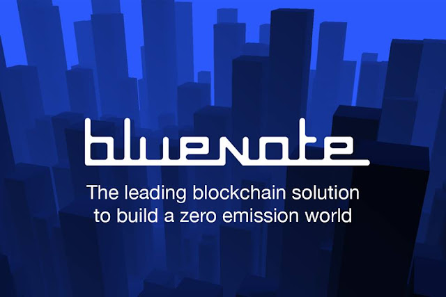 Kết quả hình ảnh cho BLUENOTE ICO review