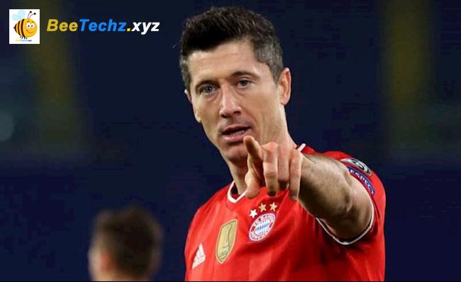 FIFA ONLINE 4   Review Lewandowski 21 TOTS - Vua phá lưới Bundesliga 2020 2021