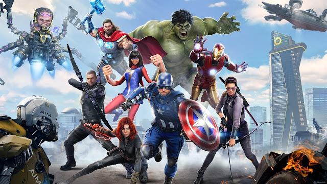 Análise Crítica – Marvel's Avengers (Playstation 5)
