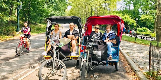 Central ParkTours & Bike Rentals