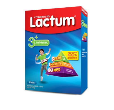 Lactum 3+ Plain Powdered Milk Drink