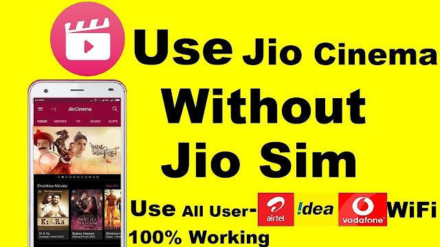 6. JioCinema Mobile App: Free