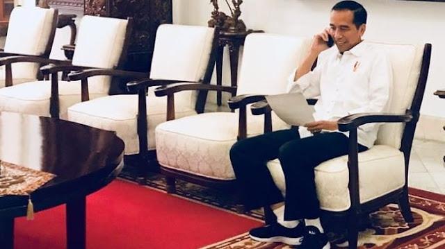 Jokowi Harus Mundur Setelah Menjadi Capres