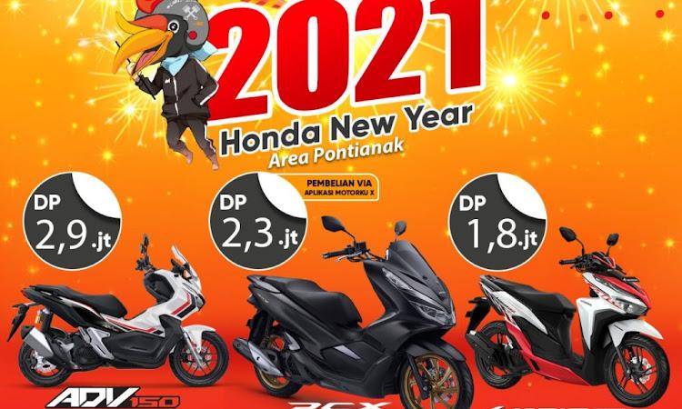 Astra Motor Kalbar Hadirkan Promo HEY 2021
