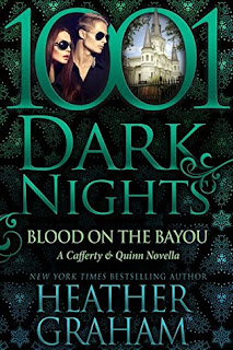 Blood on the Bayou by Heather Graham