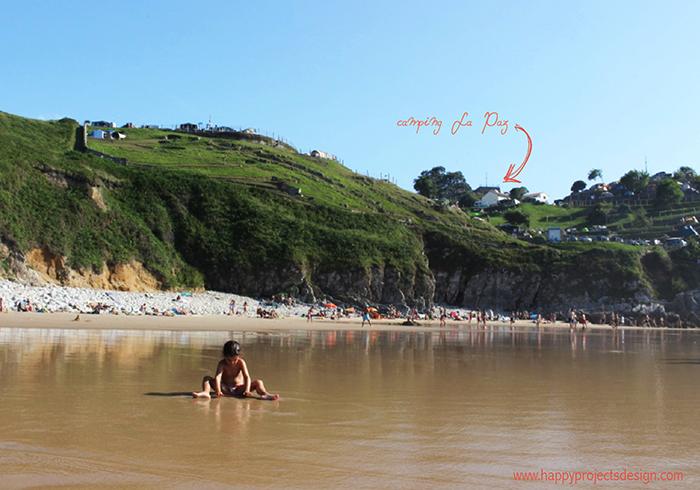 Cool Camping: Camping La Paz en Asturias