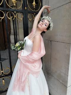 le mariage de la ballerine