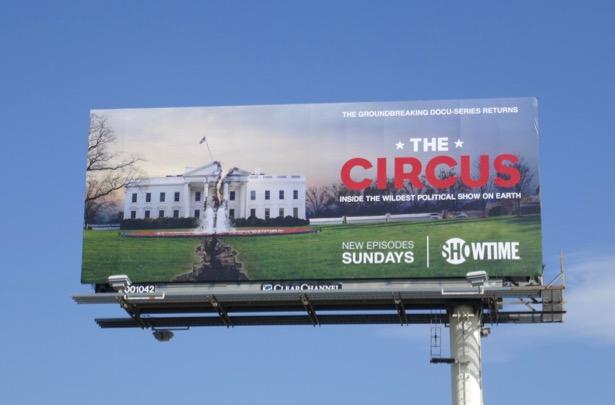 Circus season 4 billboard