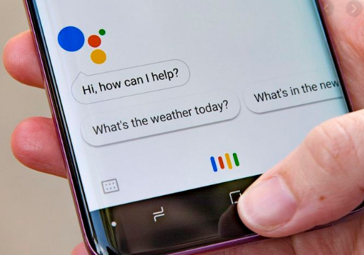 voice recognition google asisten