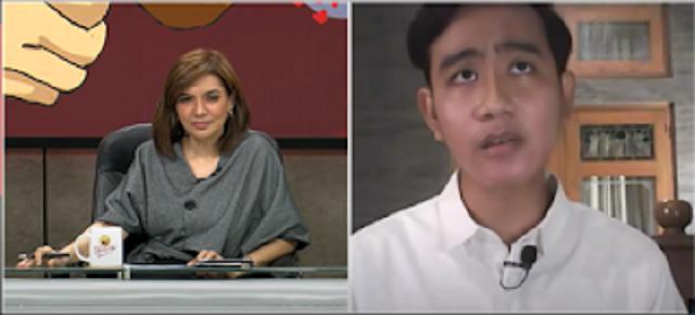Dicecar Najwa Shihab, Jawaban Gibran Jadi Sorotan, Netizen: Astaghfirullah, Gak Nyambung!