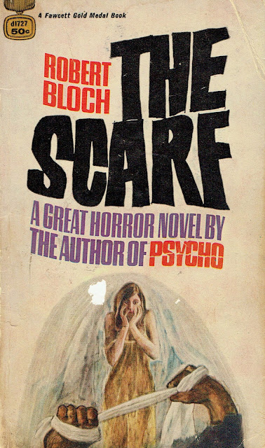 The Scarf Gold Medal Edition by Robert Bloch