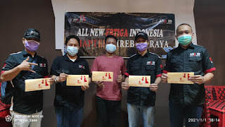 Peresmian Pertama All New Ertiga Indonesia (ANE_ID) Chapter Cirebon Raya
