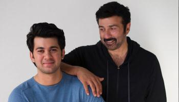 With Sunny Deol's Directorial Venture, We See Son Karan Makes His Debut