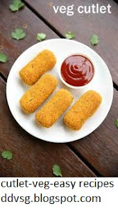 Cutlet - easy to make