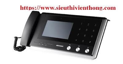 HIK-VD8301 Bộ điện thoại trung tâm HIKVISION