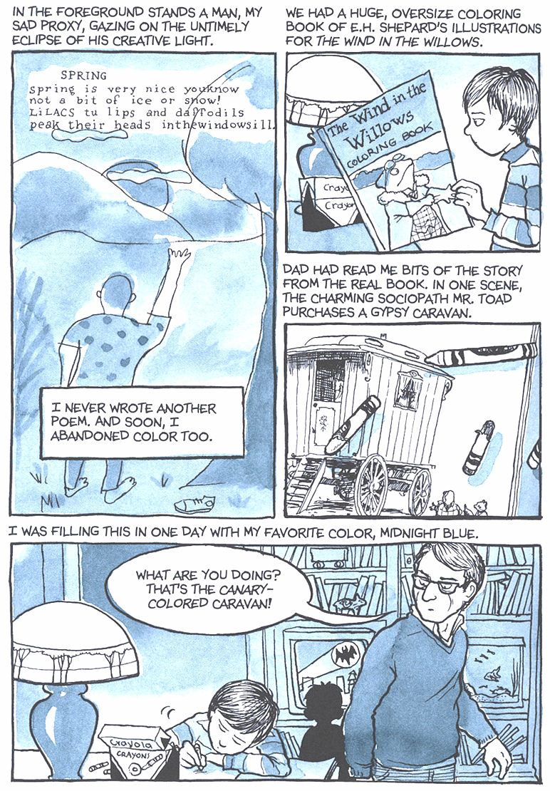 Read Fun Home: A Family Tragicomic - Chapter 5, Page 9