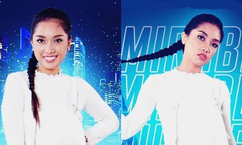 Foto Profil Biodata Biografi Berita Ganit Mirabeth Sonia Si Mermaid Asal Samarinda Calon Juara Indonesia Idol - www.heru.my.id