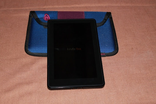 A Case Protects My Kindle Fire!