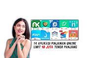 14 Pinjaman Online Limit 10 Juta Cepat Cair Resmi OJK