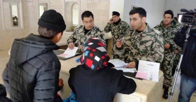 تفاصيل تسوية أوضاع السوريين المخالفين لنظام الإقامة في لبنان.