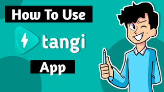 how to use tangi app