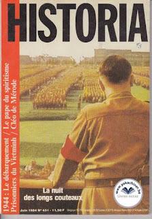Revue Historia, 451 1984, Cléo de Mérode