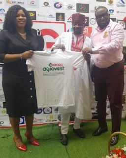 Yoruba Movie Actor, Sanyeri Gets Car Gift As He Becomes Ambassador To Agro Firm