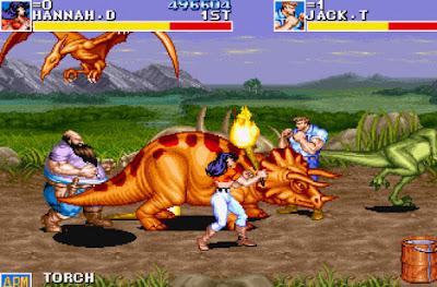 Arcade Cadillacs and Dinosaurs