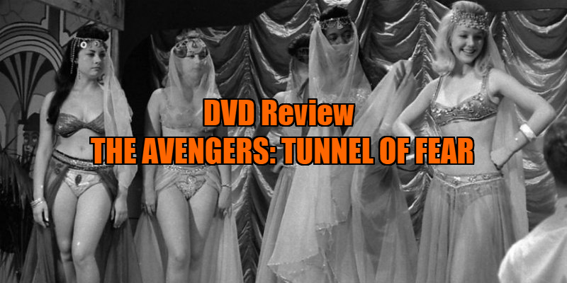 THE AVENGERS: TUNNEL OF FEAR review