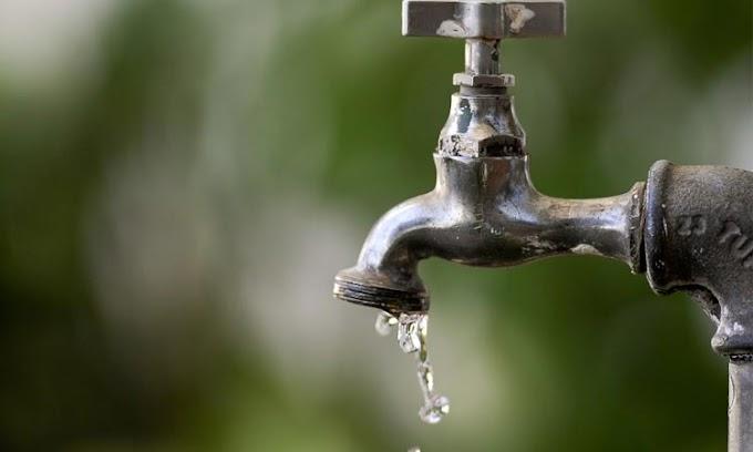 Manutenção em adutora suspende abastecimento de água em Mairi e Várzea do Poço