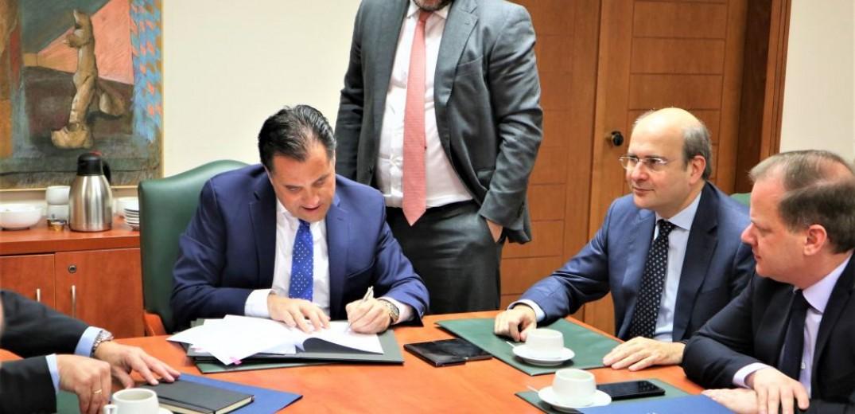 Δημοπρατείται άμεσα το έργο ΣΔΙΤ για το φράγμα Χαβρία στη Χαλκιδική