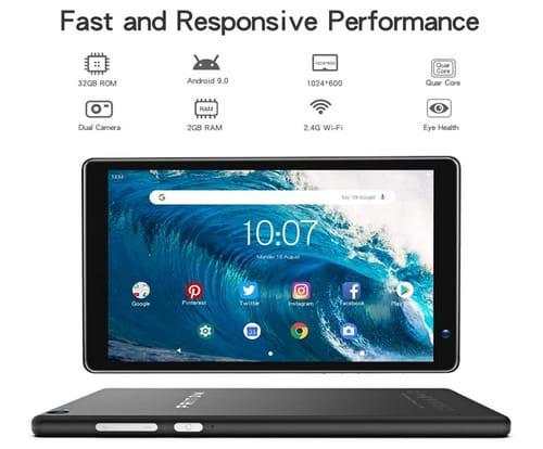 Pritom TronPad P7 PRO V2BK Android Tablet