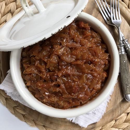 BBQ-Sauerkraut