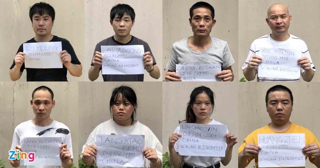 50 công an phường tiếp xúc với người Trung Quốc mắc Covid-19