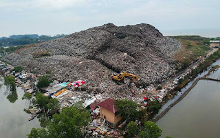 Garbage in Pekalongan of Central Java already exceeded TPA capacity
