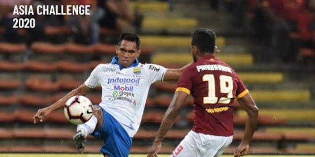 Persib Bandung Dibantai Selangor FA